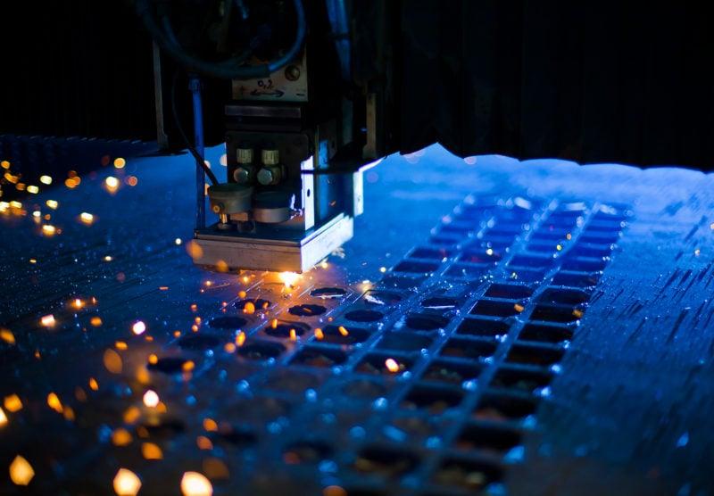 Laser Cutting Sheet Metal Fabrication
